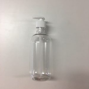 Bouteille (vide) 500 ml avec pompe