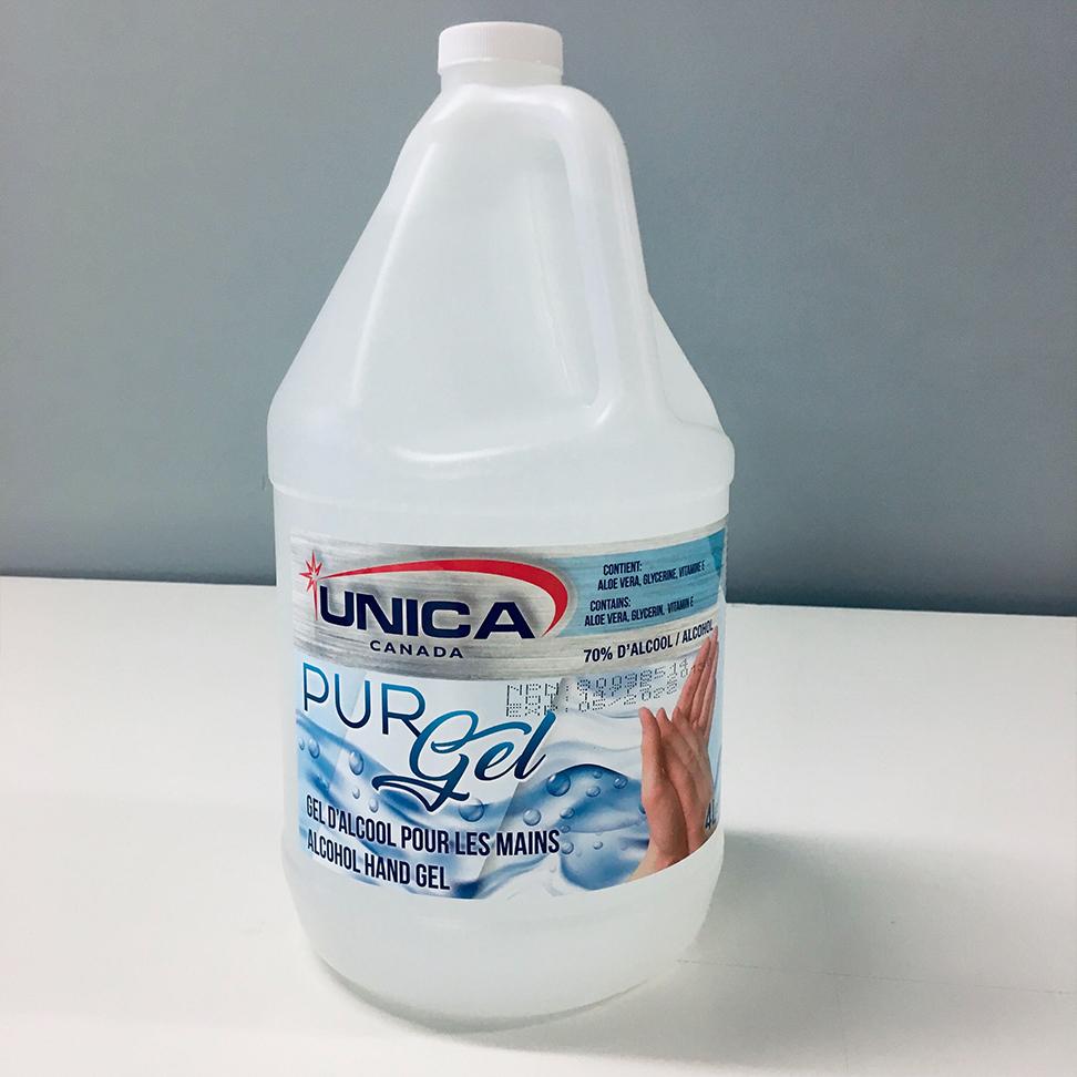 Désinfectant PurGel 4L