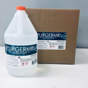 Désinfectant PurGerme 4L (Caisse)