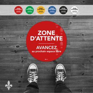 Zone d'attente (A20-001)