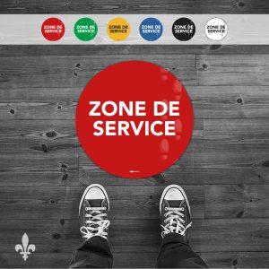 Zone de service (A20-002)