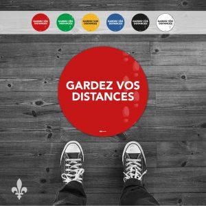 Gardez vos distances (A20-009)
