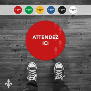 Attendez ici (A20-020)
