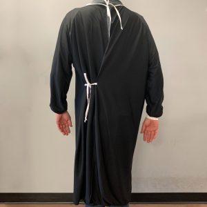 Jaquette de protection lavable noir